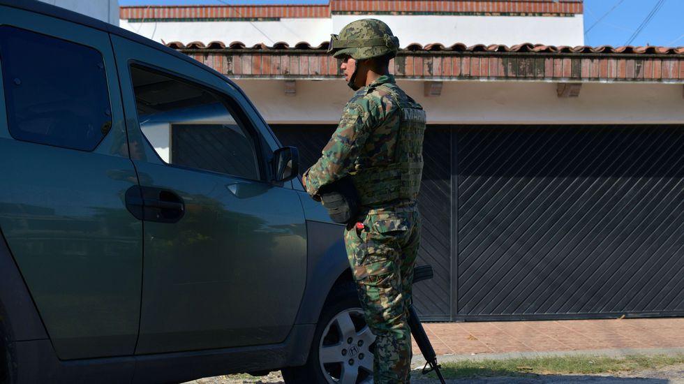 Desarticulado el grupo que ayudó a escapar al Chapo Guzmán.Búsqueda del Chapo Guzmán en Sinaloa