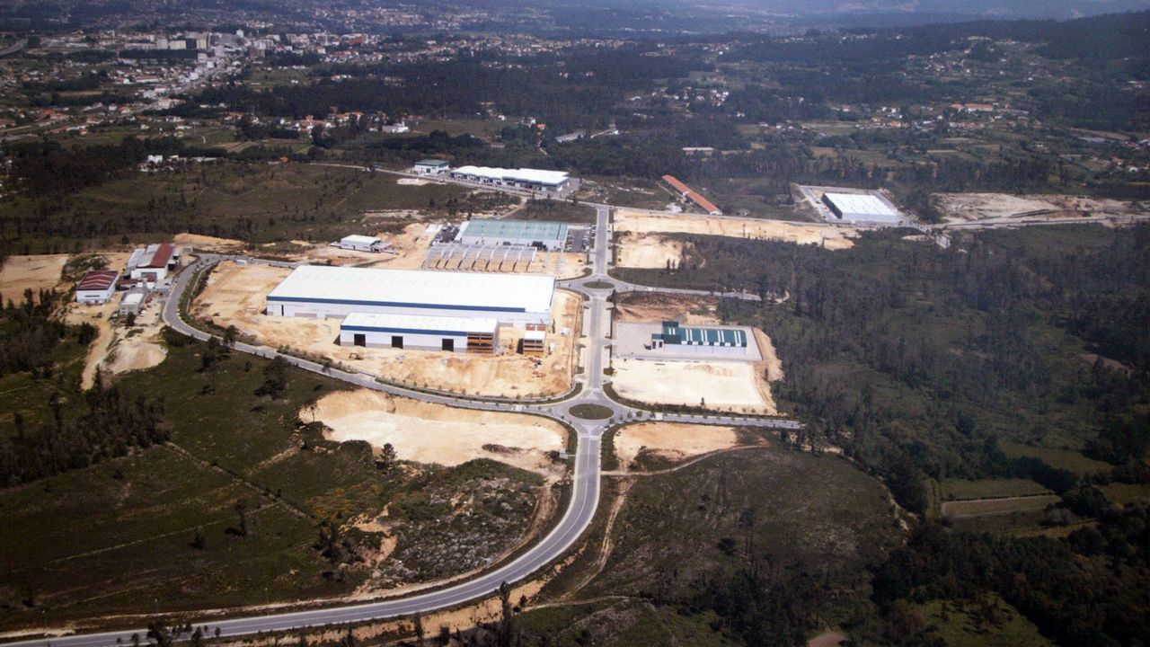 Valença se ha convertido en polo de atracción para las multinacionales de la automoción.