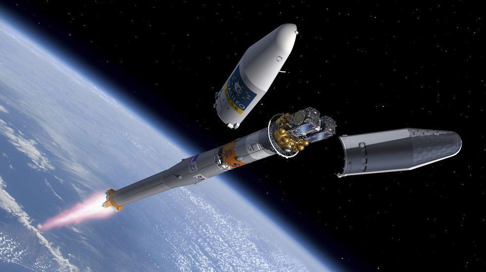 Las 25 mejores imágenes de los 25 años de Hubble.El cohete Soyuz dejó en agosto en una órbita errónea a los dos satélites del programa Galileo