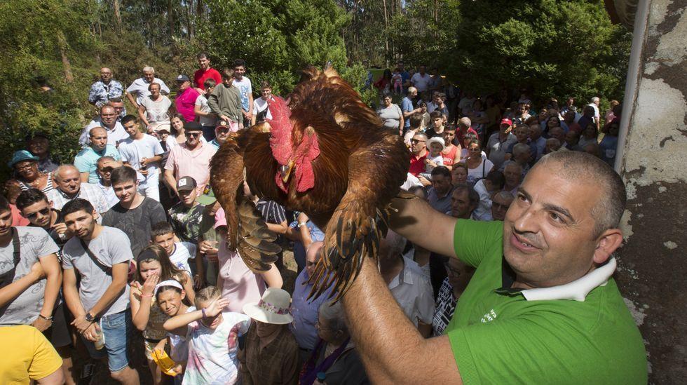 La tradicional romería de San Roque do Monte, ¡en más de80 imágenes!