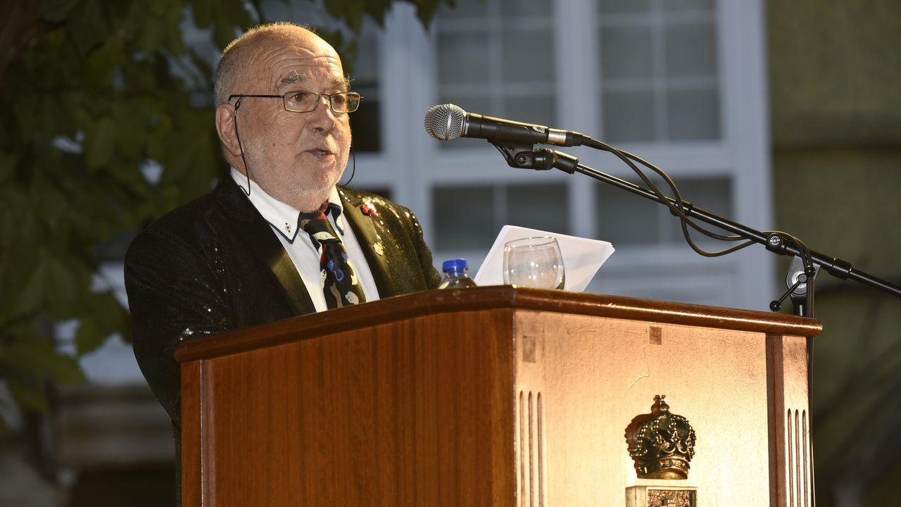 Pregón inaugural de Alberto R. Costa