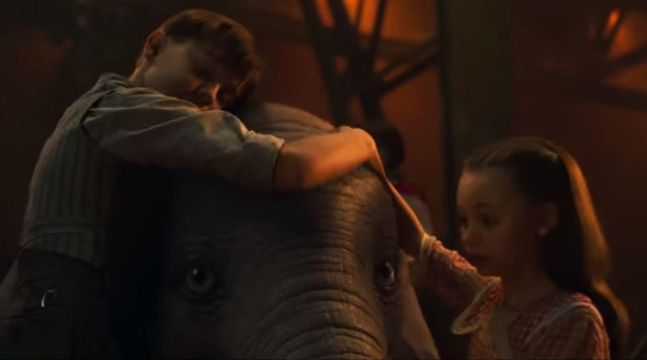 Disney lanza el primer tráiler del remake de Dumbo.Rajesh Sharma, de Disney