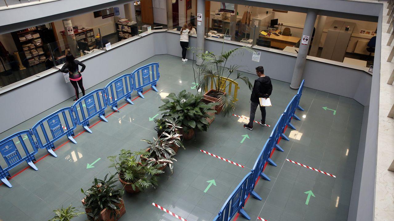 Instituto Armando Cotarelo Valedor en Vilaxoán
