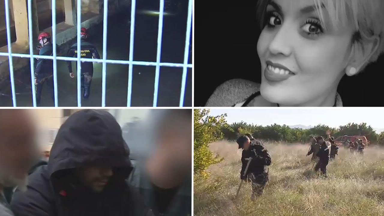 Cuatro meses sin encontrar el cuerpo de Marta Calvo.Mujeres con mascaraillas en Lisboa