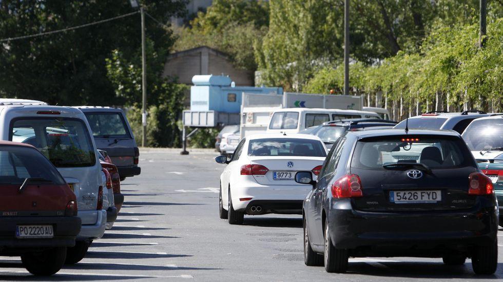 El estacionamiento del Parque dos Condes estará reservado para las proyecciones en el horario del autocine