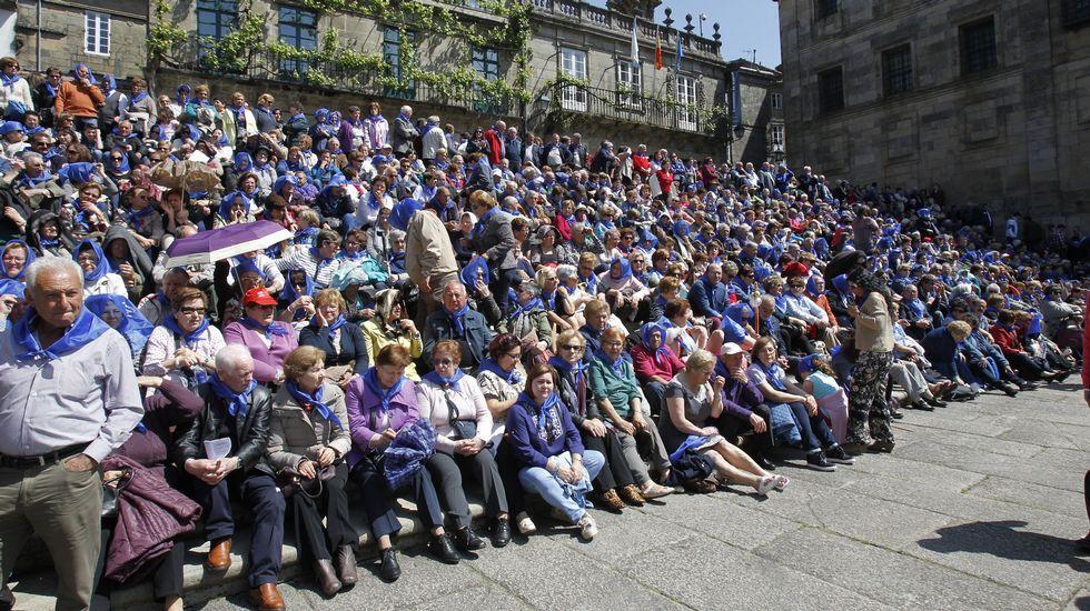 Desde Duio, Soneira y Nemancos, a Compostela
