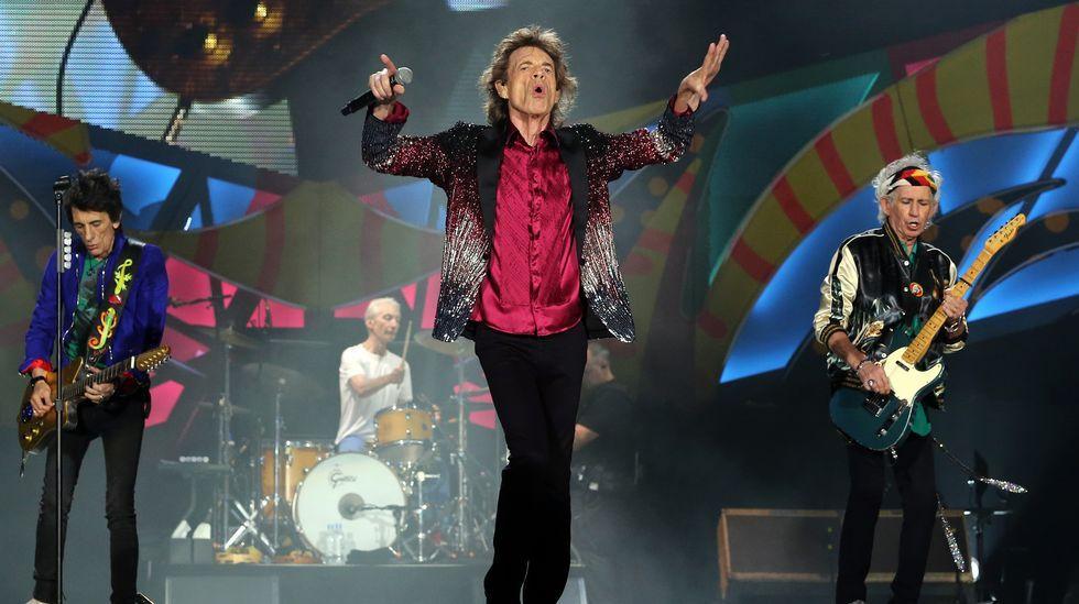 El histórico concierto de los Rolling Stones en La Habana.Lisa Fisher ganó dos Grammy a lo largo de su carrera