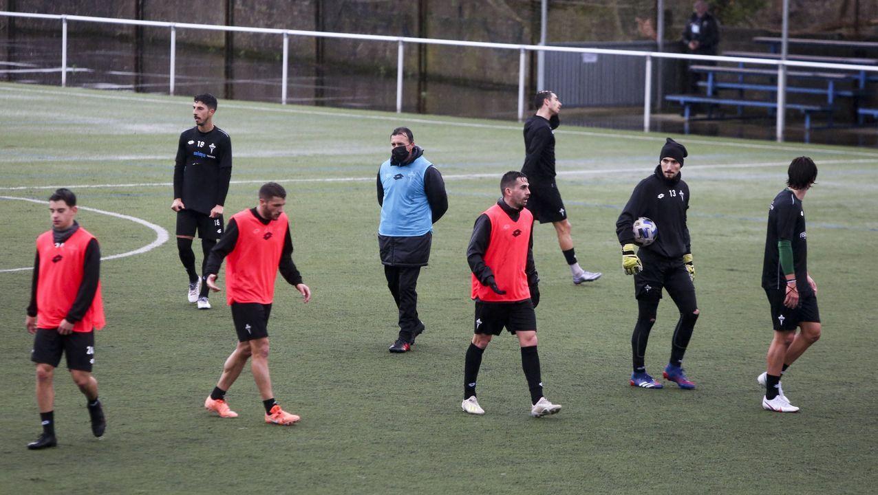 Racing de Ferrol y Compos pelearán por una plaza en la Primera RFEF