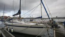 Imagen de archivo del puerto camariñán