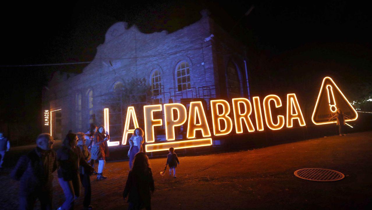 FPAbrica de los Premios Princesa de Asturias en la Antigua Fábrica de Armas de La Vega