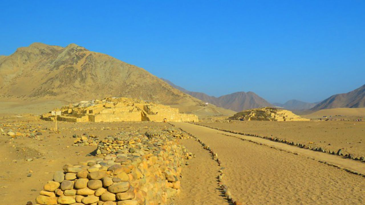 Pirámides de Caral