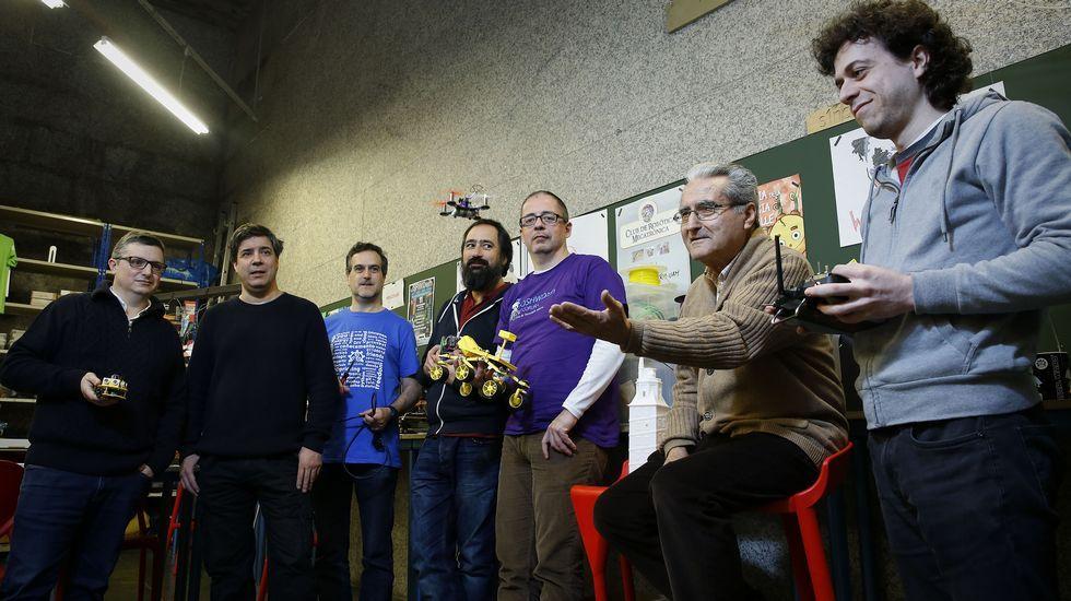 El universo «maker» se desata en Galicia