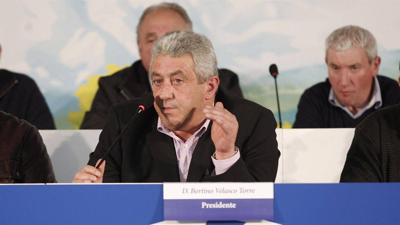 La UPA del Materno ha sido trasladada al Fundoma.Bertino Velasco, presidente de Capsa