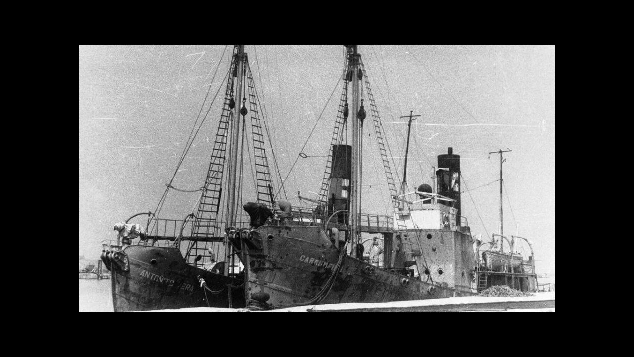 El Carrumeiro causó baja definitiva en 1982