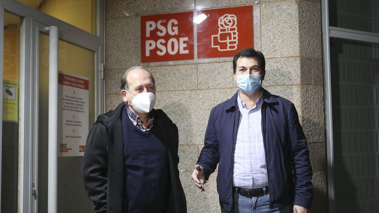 Foto de archivo del Parlamento de Galicia