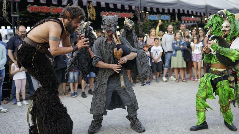 ¡Asífue el Mercado Medieval de Corcubión! ¡Las imágenes!