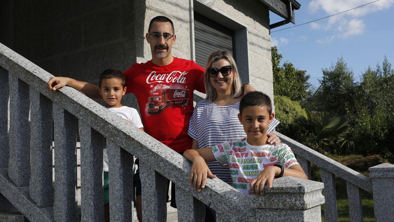 «Algunos hemos estado mucho tiempo sin poder juntarnos con la familia»