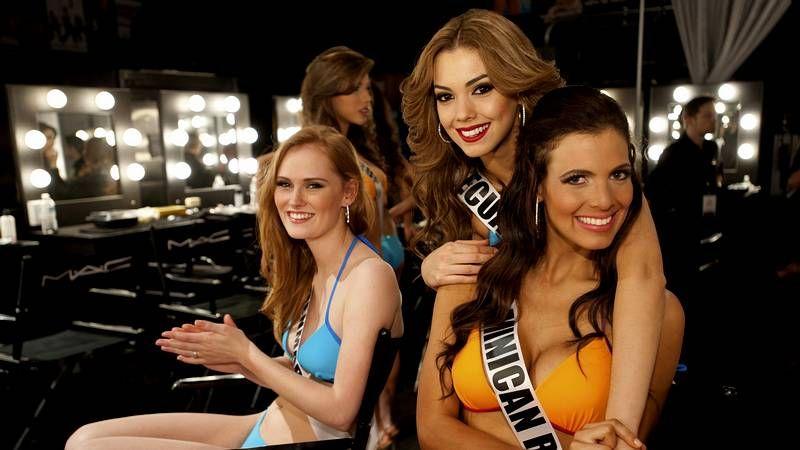 Miss Universo calienta motores en Las Vegas