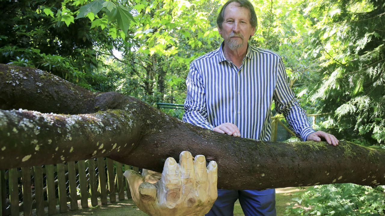 Antonio Ibáñez comenzó a dar vida a Avifauna hace cuarenta años