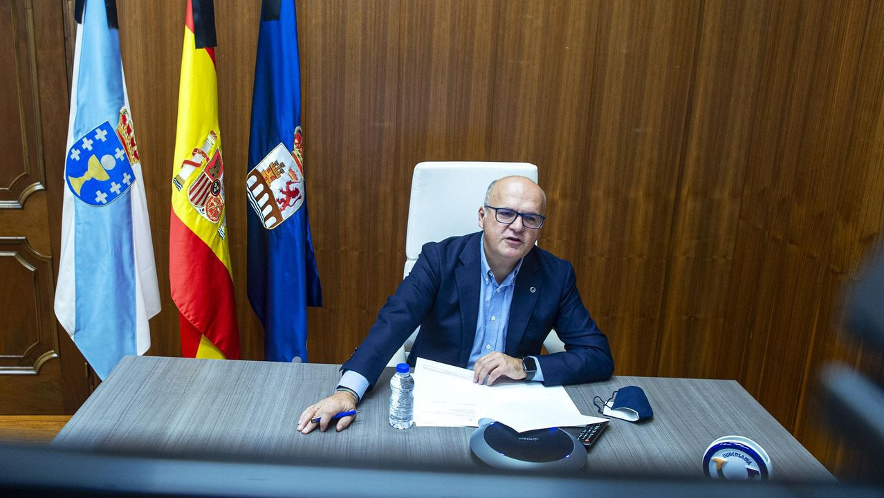 La directora de Salud Pública de la Organización Mundial de la Salud (OMS), la asturiana María Neira