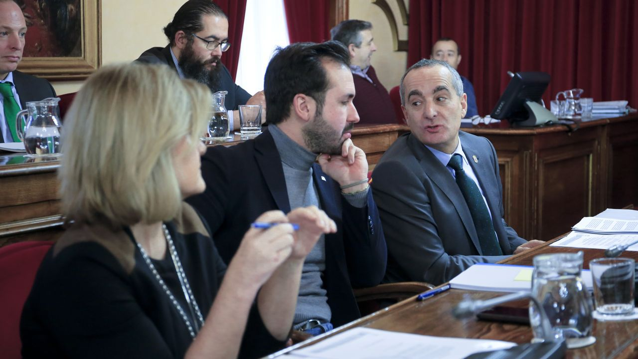 El exconsejero, José Luis Iglesias Riopedre.Netanyahu proclamó su victoria antes de finalizar el recuento