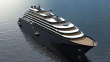 CRUCERO DE LUJO. Hijos de J. Barreras será el primer astillero gallego que construya un buque de este tipo. Para Ritz-Carlton.