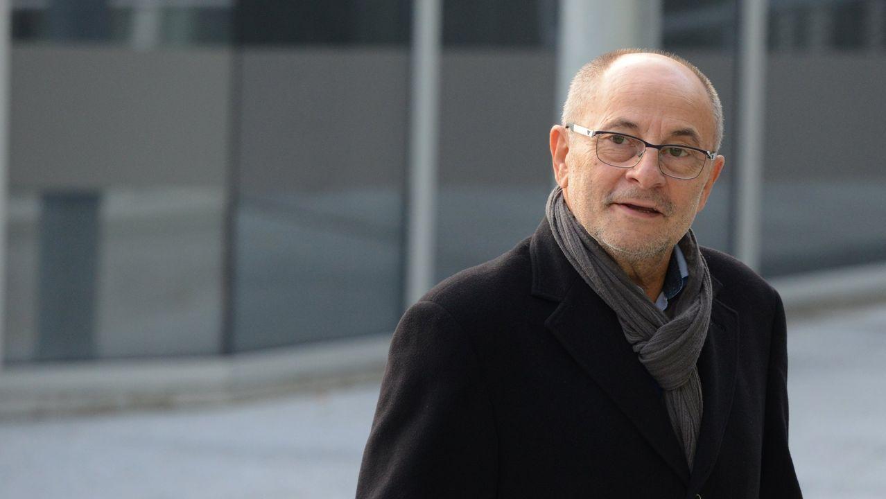 Francisco Rodríguez, exalcalde de Ourense