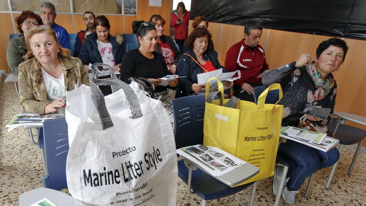 La pesca prueba en Marín a dar el salto a la alimentación de mascotas