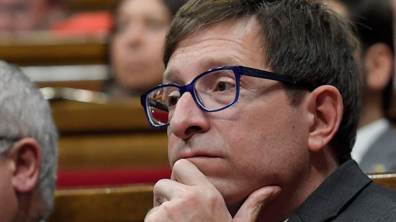 Carles Mundó, exconsejero de Justicia, de ERC, irá a Estremera