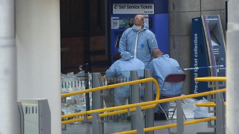 La Policía británica identifica al terrorista suicida del atentado de Manchester.ANDY RAIN | Efe