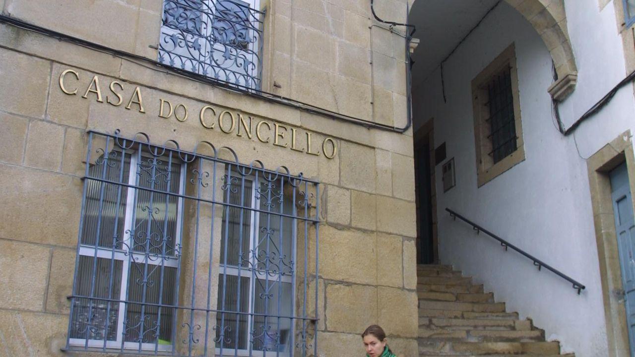 El Concello de Viana do Bolo.