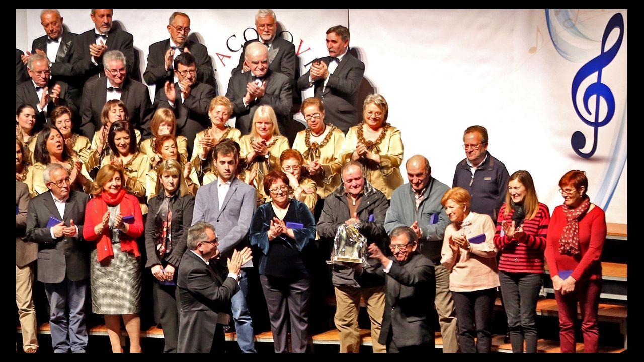 Oriol Junqueras, Jordi Turull, Josep Rull, Joaquim Forn, Raúl Romeva, Dolors Bassa, Carme Forcadell, Jordi Sánchez y Jordi Cuixart; presos independentistas catalanes