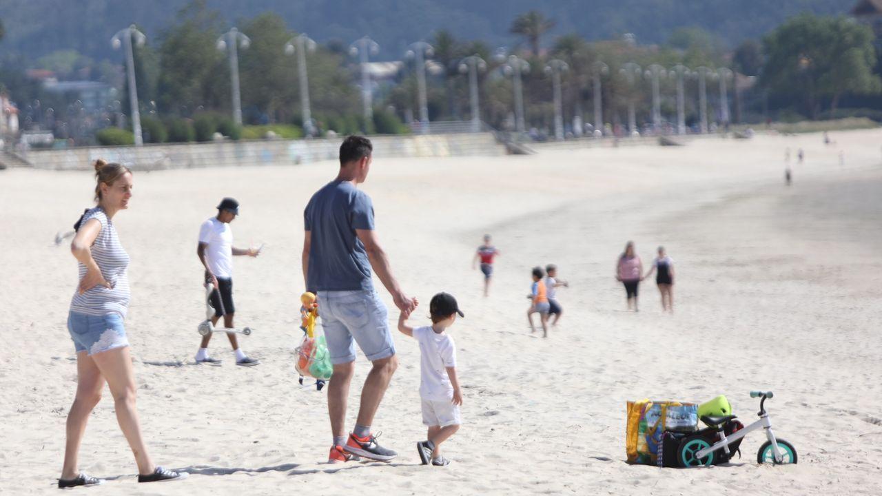 Arte, oración y colas para ir a la playa.Édouard Philippe, en la sesión parlamentaria del pasado lunes