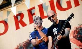 Bad Religion tocará el 14 de agosto.