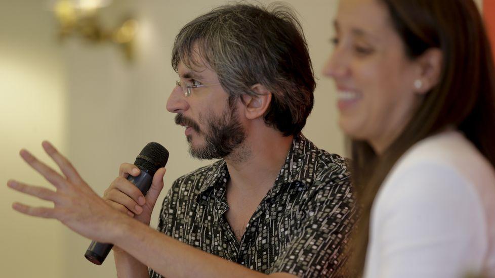 Xoél López pondrá el broche de oro al ciclo Imperdibles en el auditorio del Pazo da Cultura de Pontevedra