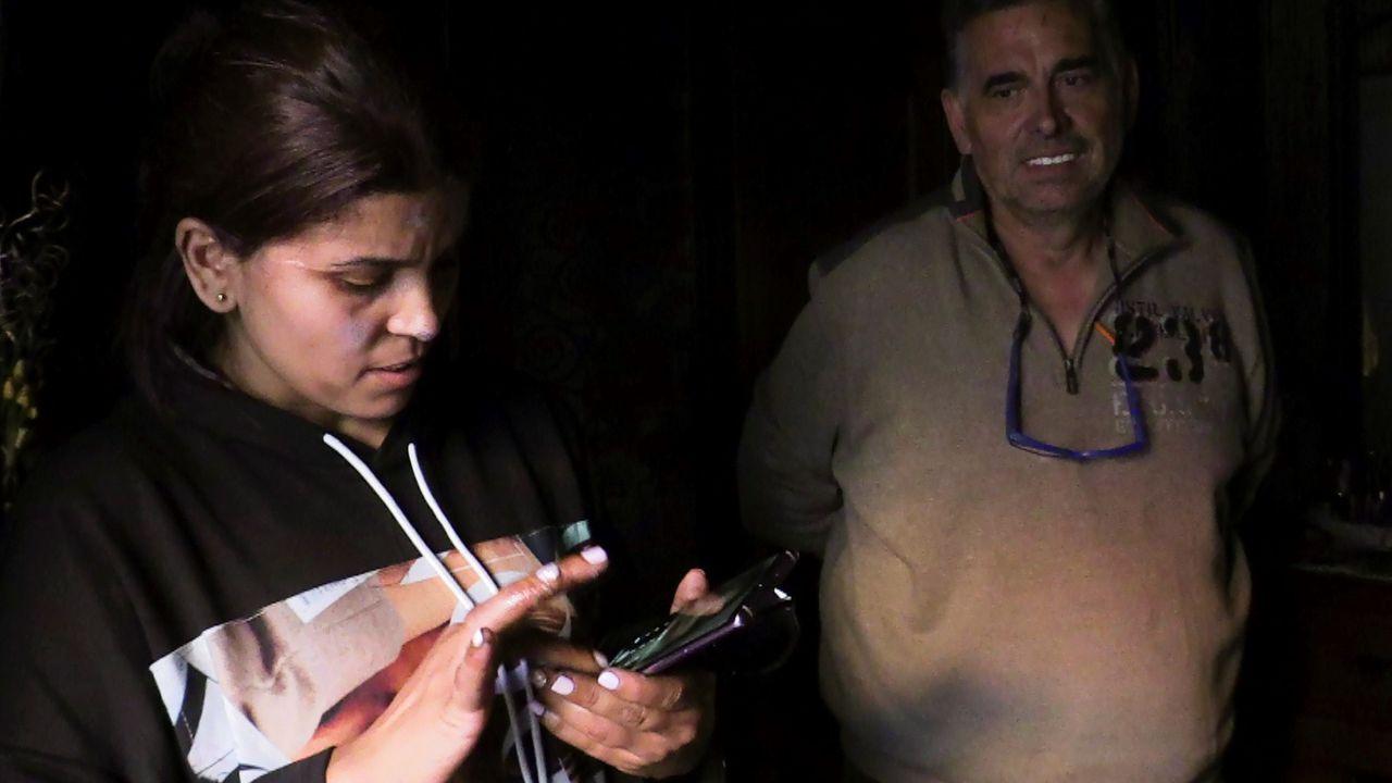 Así actuó la madre que salvó a sus hijas.Entrada de Urgencias del hospital Arquitecto Marcide en una imagen de archivo.
