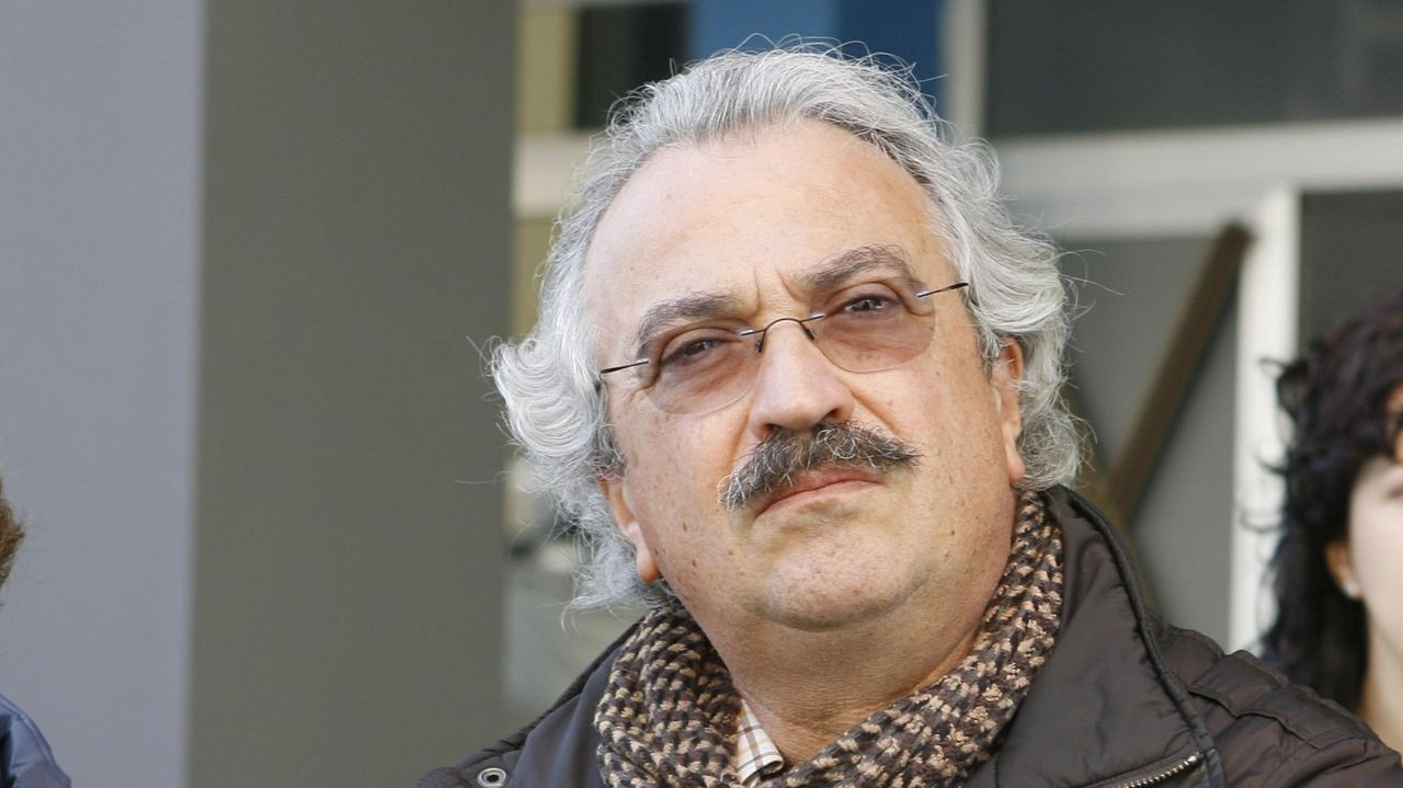 Arquitecto municipal de Vimianzo: Julio Vázquez