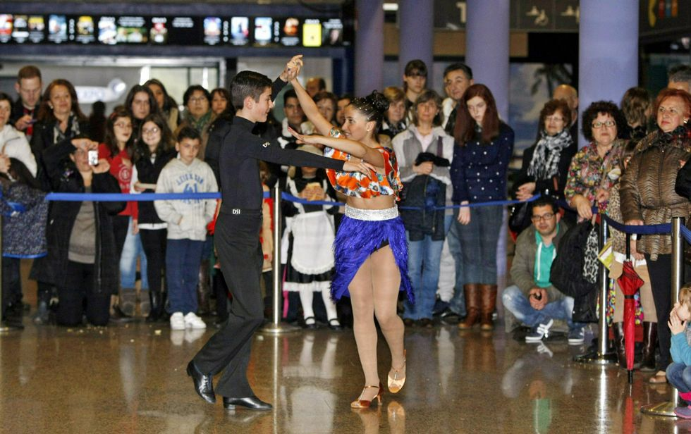 ¡A la rica filloa!.Bailarines de la Academia Pasos contribuirán a amenizar la Festa da Filloa.