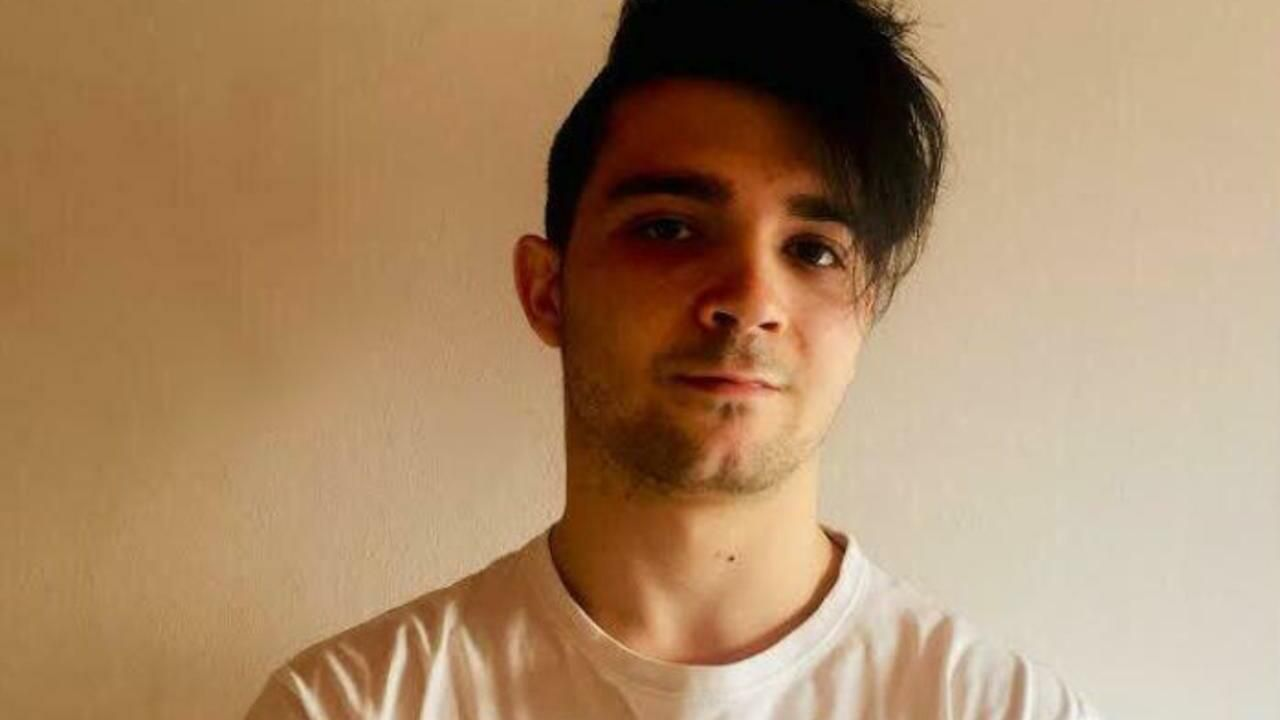 Rubén Novoa, alumno de Informática en el campus de Ourense
