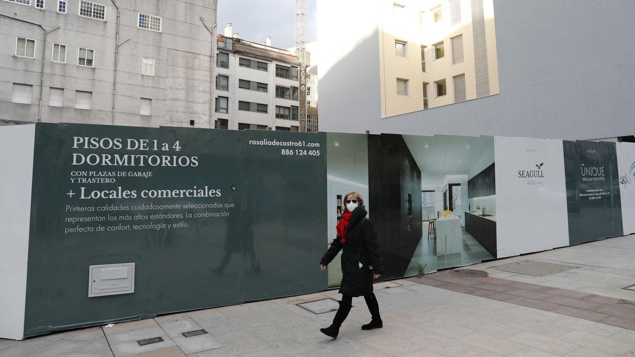 Registro en A Coruña