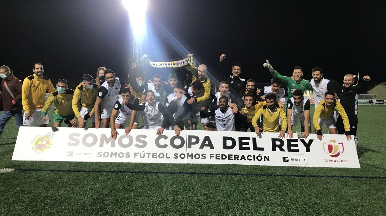 Las imágenes del Racing - Coruxo.Cdlugo Albacete