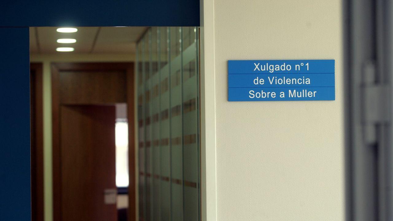 Examenes pruebas MIR en Vigo.Cierre de la frontera con Portugal, durante los meses de confinamiento