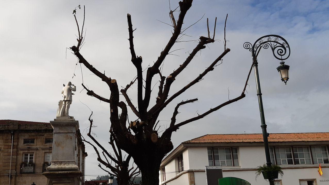 En el Chuac llegaron a estar ingresados 187 enfermos de covid en abril