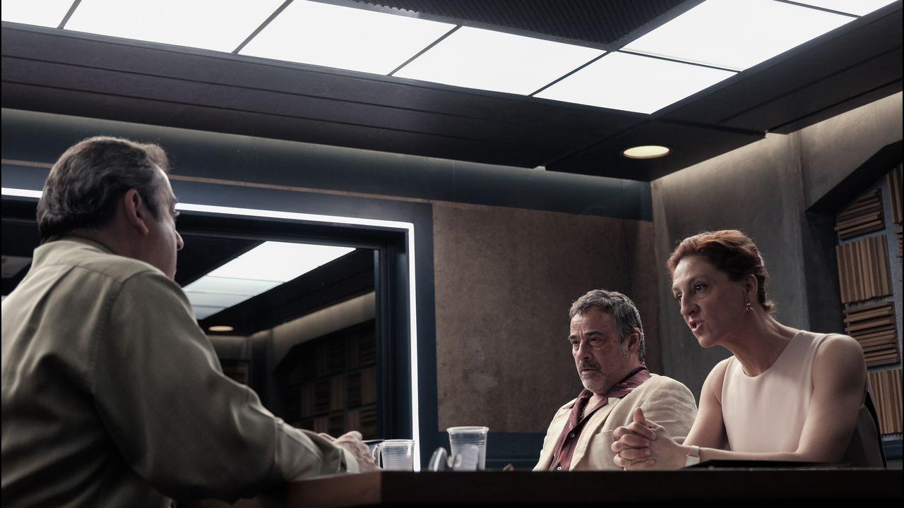exportar.Netflix estrena «Criminal», un «thriller» grabado en cuatro países