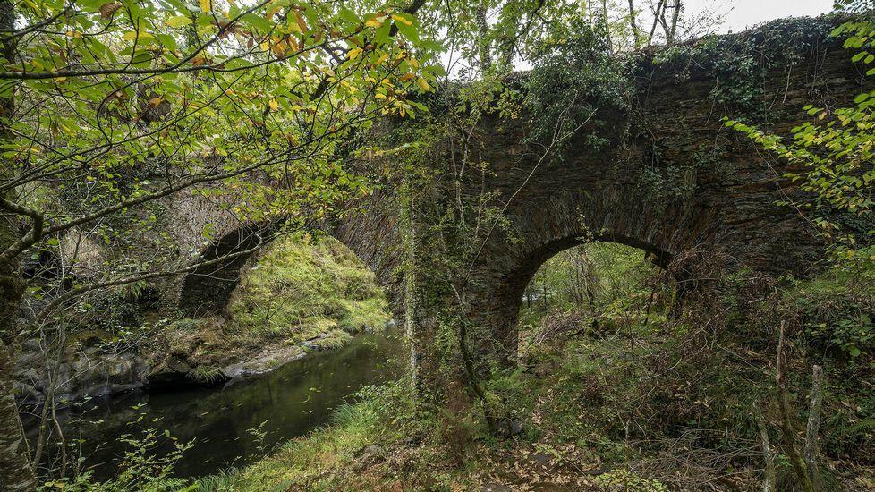 Pese a su antigüedad, el monumental puente  acueducto se conserva en buen estado
