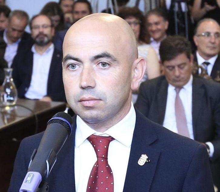 José Ulla, alcalde de Begonte.