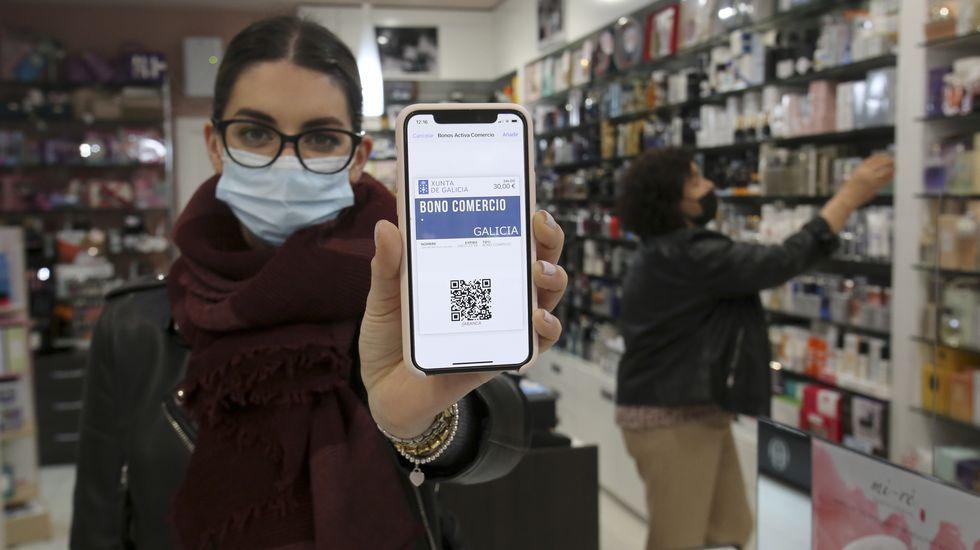 Los descuentos se aplican exhibiendo el bono que es necesario descargar en el móvil
