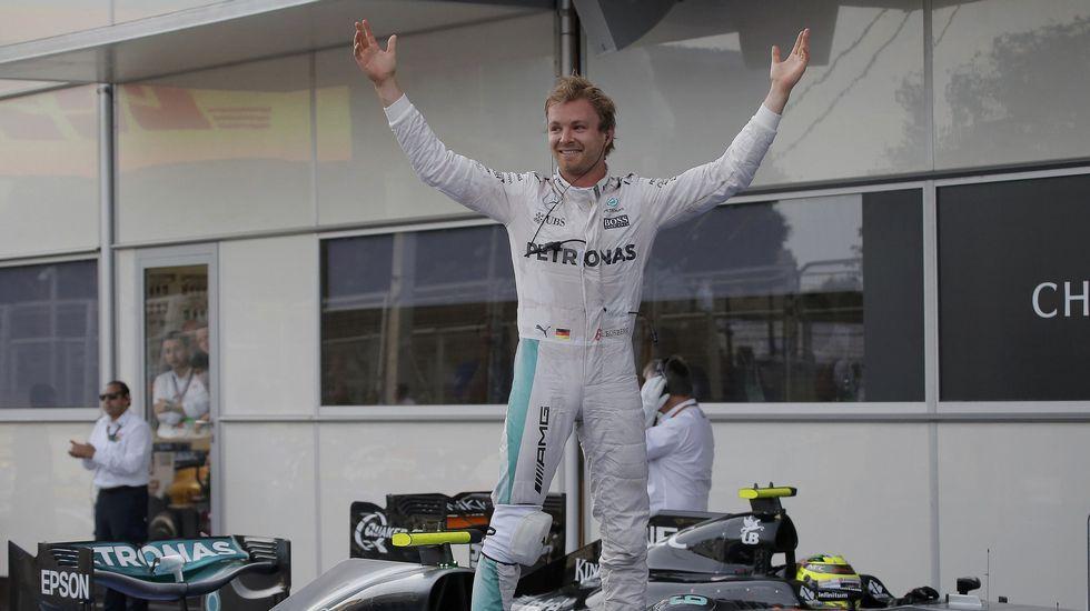Debút agridulce para Michu.Alonso, en Silverstone