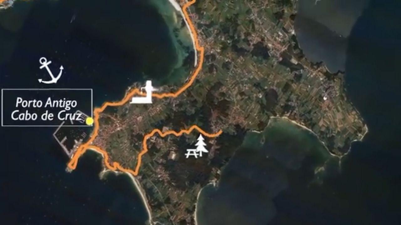 Imagen de uno de los vídeos que se han desarrollado