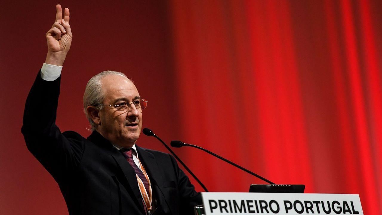 | EFE.El portavoz de IU en el parlamento asturiano, Gaspar Llamazares